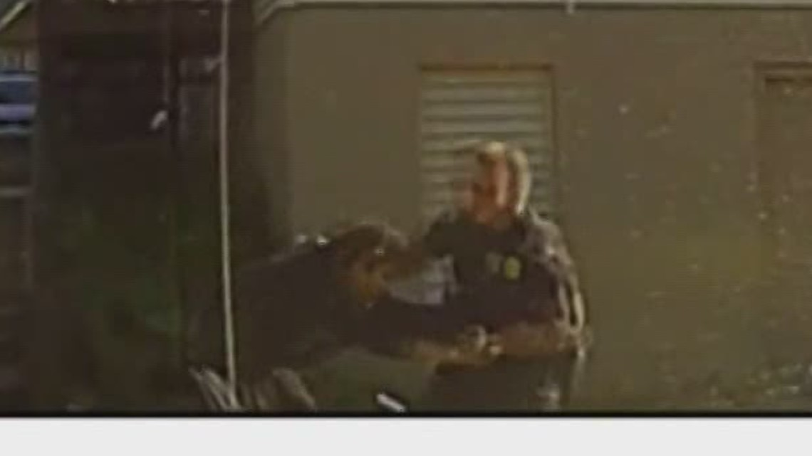 3News obtains dashcam video from Mansfield police shooting