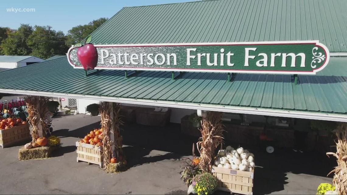 Exploring Patterson Fruit Farm in Geauga County: GO-HIO