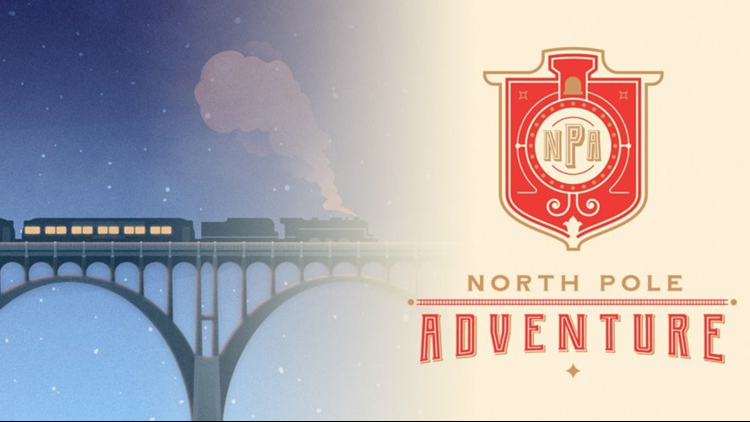 Tickets go on sale tomorrow for Cuyahoga Valley Scenic Railroad's North Pole Adventure ride