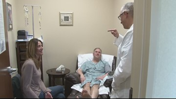 Strongsville man attemps stem cell treatment for MS | wkyc com