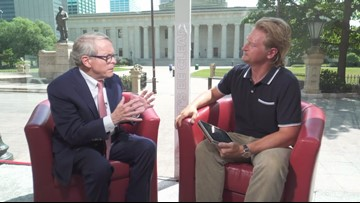 Let's Be Clear: An open conversation with Ohio Gov. Mike DeWine
