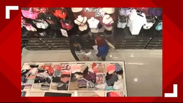WANTED | Police searching for women who stole 1,000 panties from Mentor store
