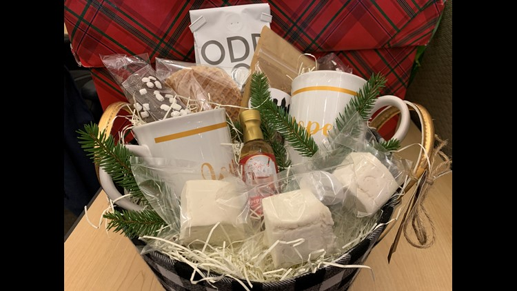 Gift basket by givegifted.com
