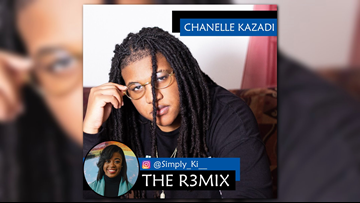 THE R3MIX: Meet the Chanelle Kazadi, hip-hop artist on the rise
