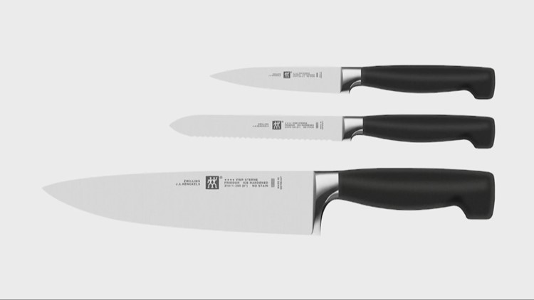 Deal Boss: 3 Piece Knife Set