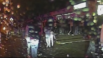 Police refute claims officers were to blame for 'riot' at Euclid roller rink earlier this week