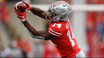 Ohio State WR K.J. Hill returning to school for senior season
