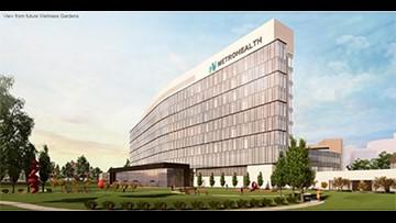 Cleveland's MetroHealth breaks ground on new hospital