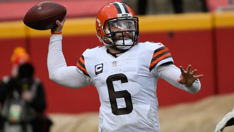 Cleveland Browns QB Baker Mayfield in 'no rush' to sign contract extension