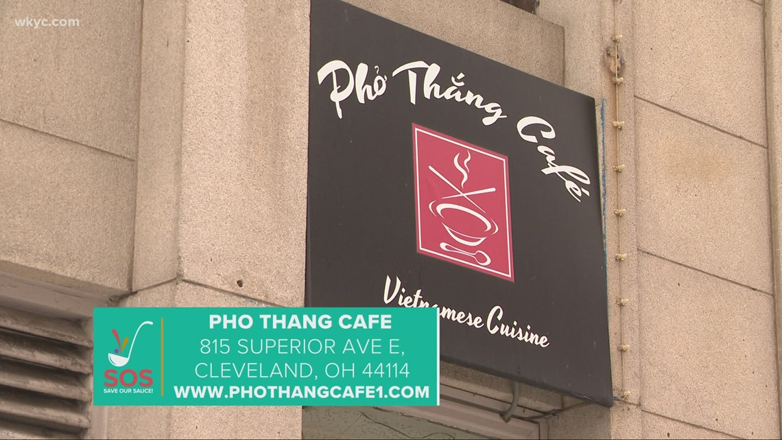 Pho Thang Cafe: 'Save our Sauce' campaign