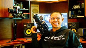 HARDWORKING CLEVELAND   A filmmaker's 9-5 keeping his lens focused on Cleveland