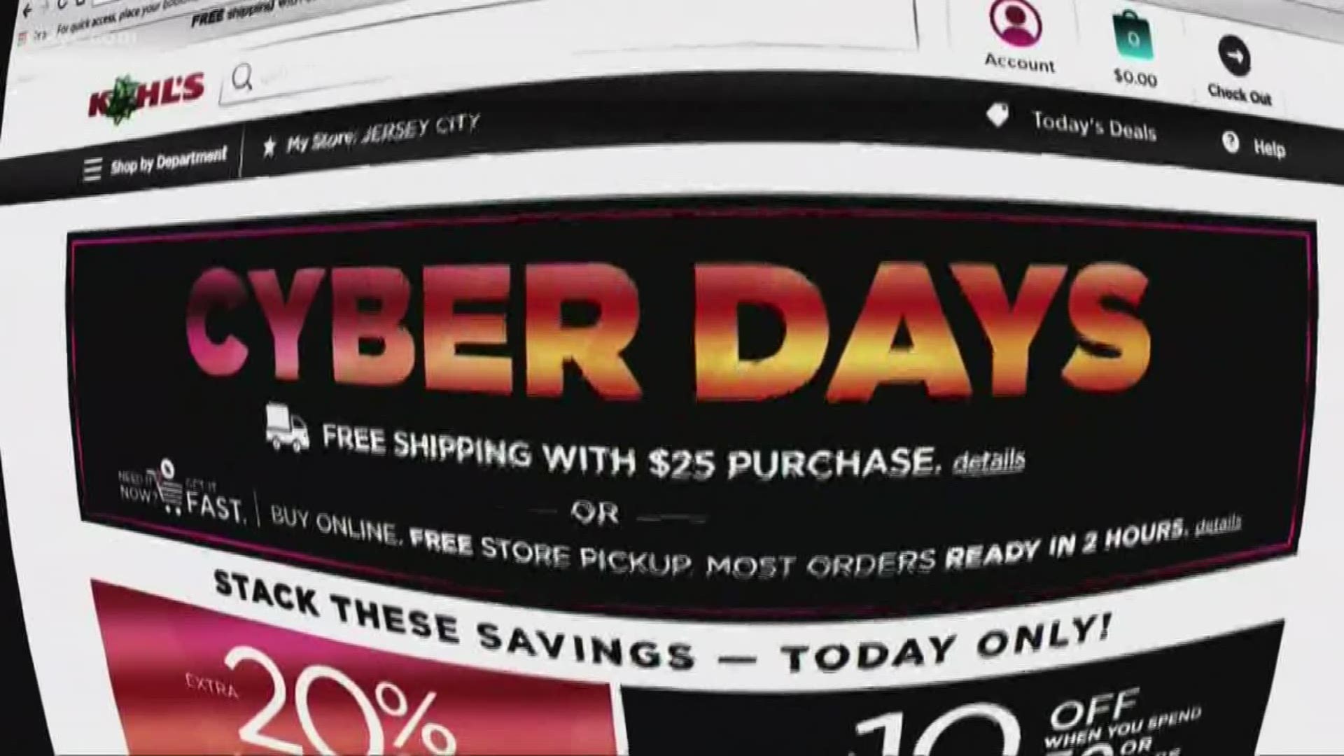 Cyber Monday Deals Are Everywhere Here S How To Get The Best Bargain Wkyc Com