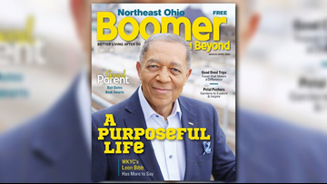 'I'm just looking for stories to tell': WKYC's Leon Bibb profiled in Boomer Magazine