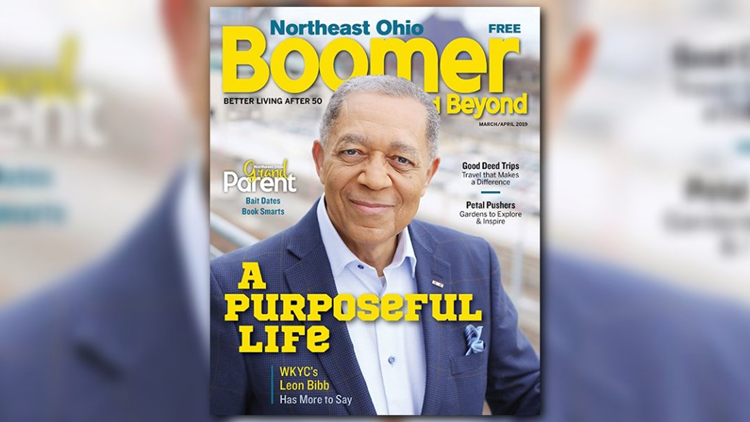 I'm just looking for stories to tell': WKYC's Leon Bibb