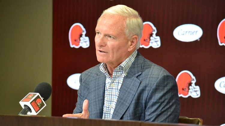 Jimmy Haslam Cleveland Browns owner