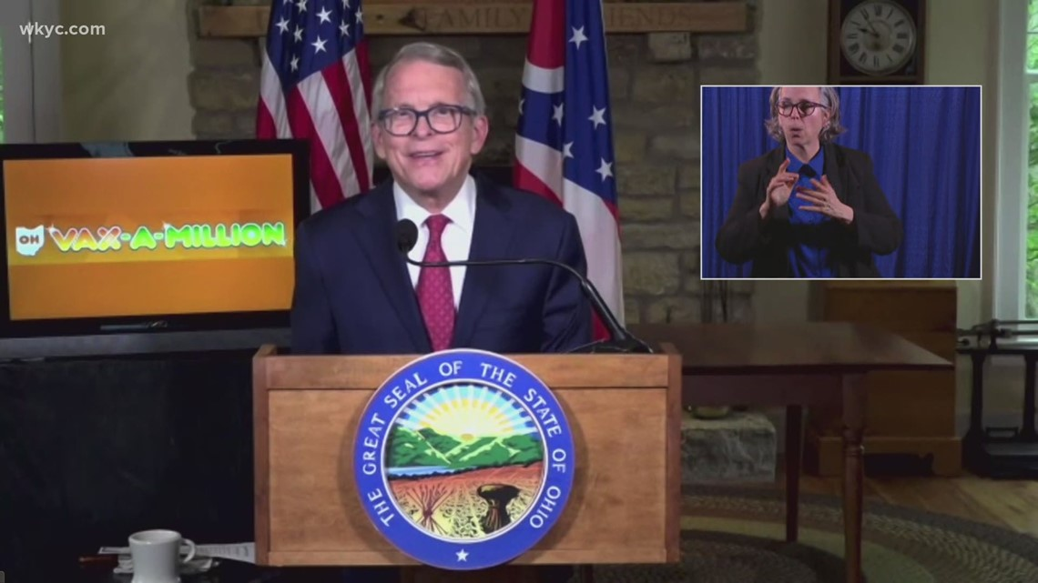 Ohio Gov. Mike DeWine teases more COVID vaccine incentives are coming soon