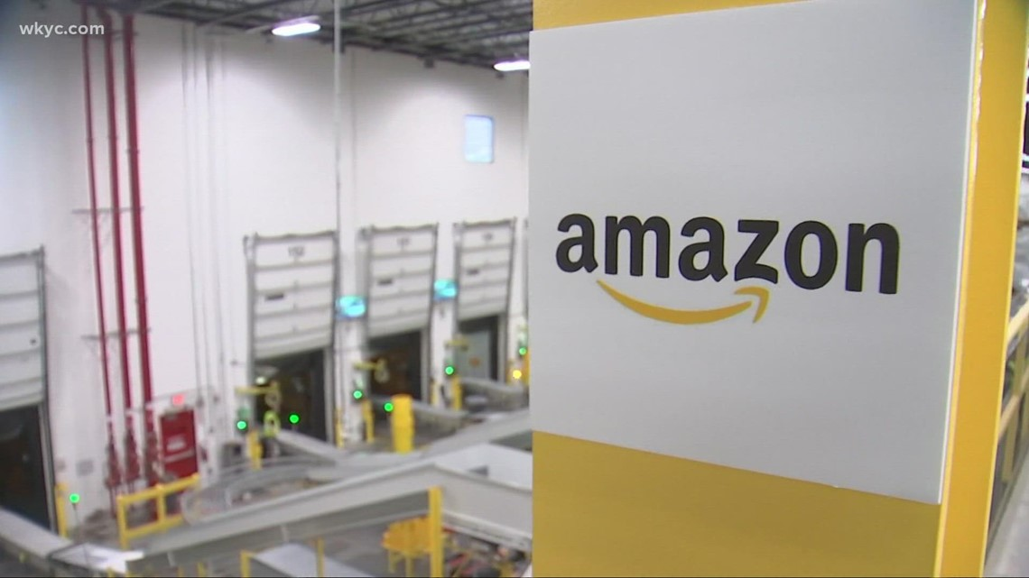 Amazon to hire more than 2,000 new workers in Greater Cleveland area