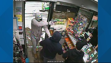 Geauga County Sheriff seeks help identifying armed robbery suspect
