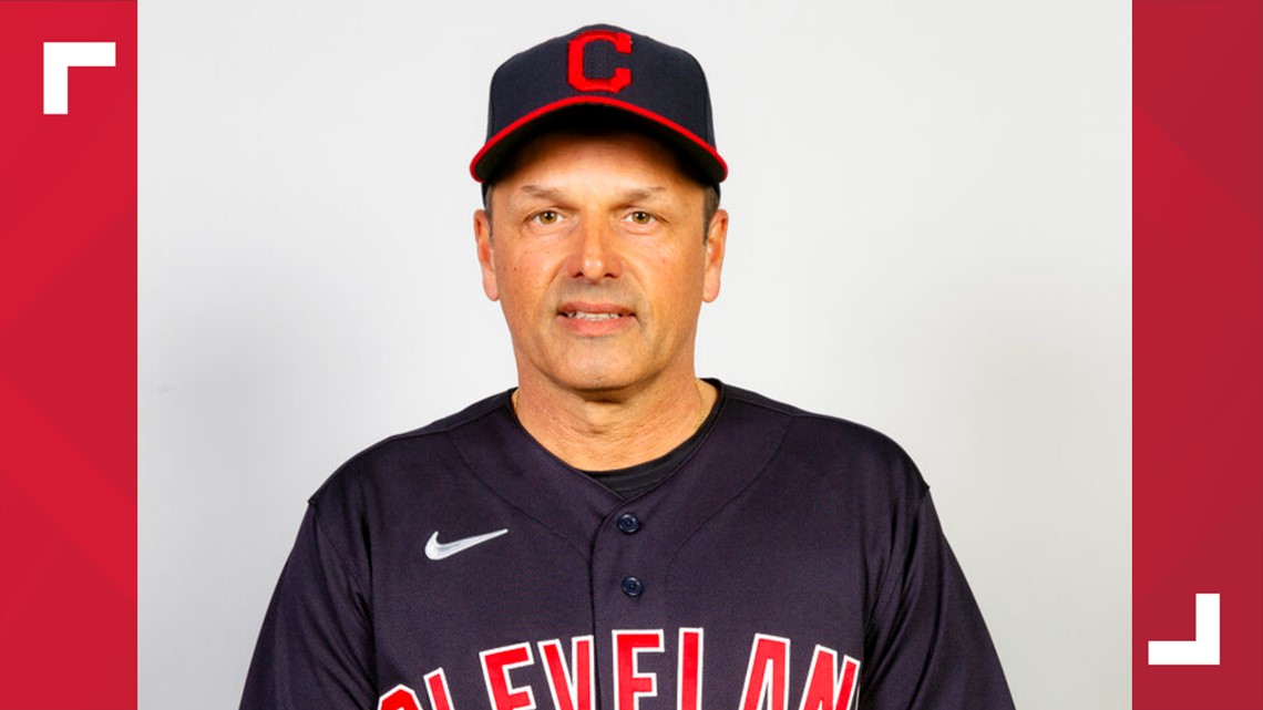 Cleveland Indians' third base coach Mike Sarbaugh reveals his nickname
