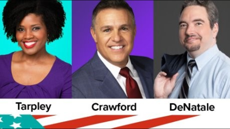 WATCH AGAIN | Decision 2020: Ohio presidential election results & political conversation with Jay Crawford, Tiffany Tarpley, and Dave DeNatale