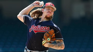 Cleveland Indians' Mike Clevinger showcases increased
