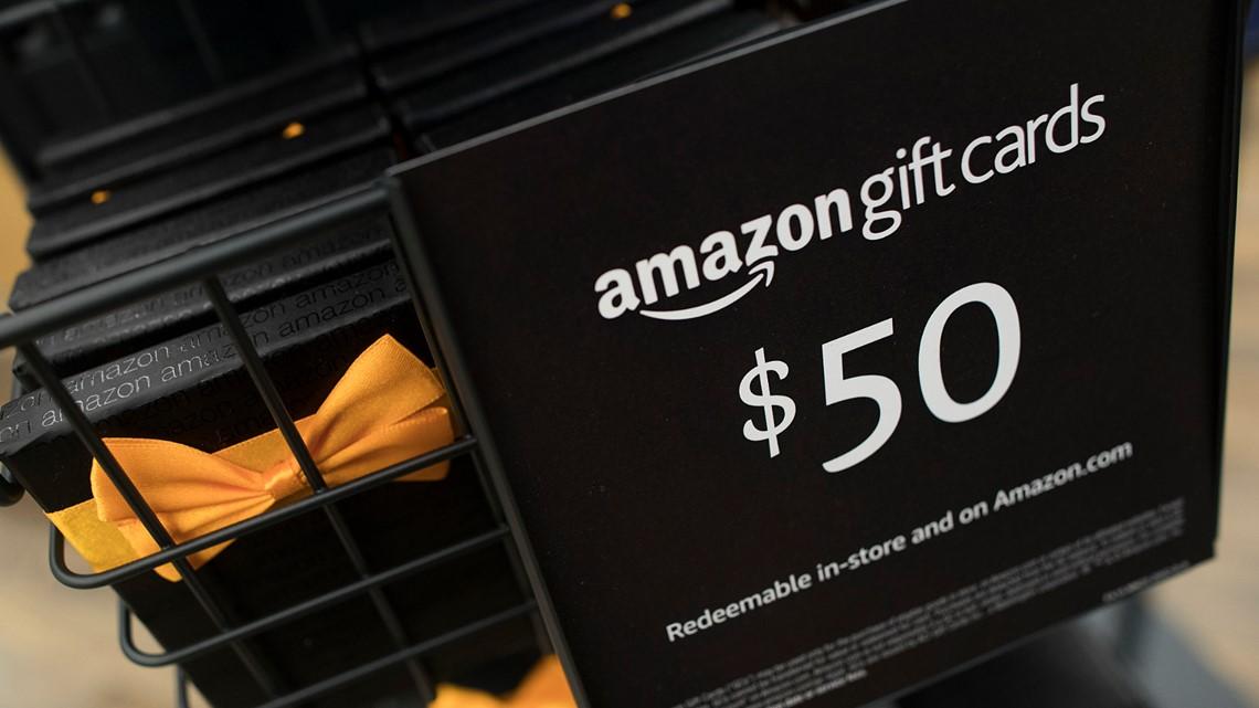 Giant Eagle No Longer Selling Amazon Gift Cards Wkyc Com