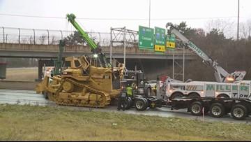 I-76 ramp closures in Akron begin Monday night as crews repair East Avenue bridge