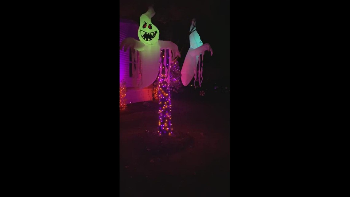 Halloween home submission!