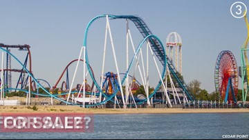 Report: Six Flags considers buying Cedar Fair, which owns Cedar Point