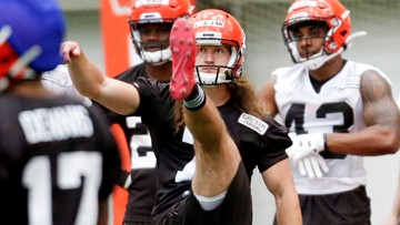 Will special teams inexperience hurt the 2019 Cleveland Browns? -- Bud Shaw's You Said It
