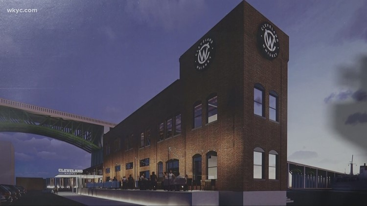 Landmark status approved for new Cleveland Whiskey distillery