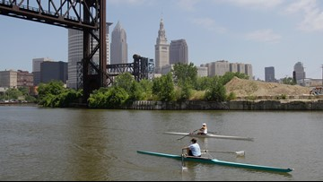 This isn't the Cleveland of 50 years ago: Progression of a city decades after Cuyahoga River fire