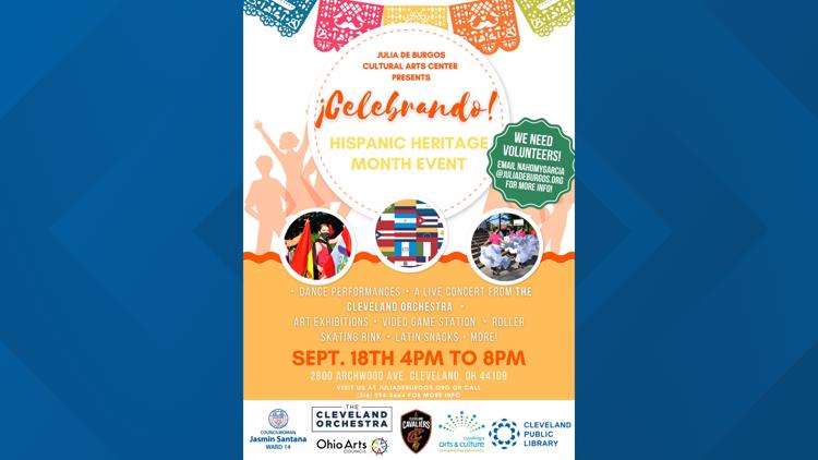GUIDE: How to celebrate National Hispanic Heritage Month in Northeast Ohio