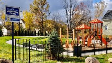 New park dedicated to fallen Cleveland Police officer Derek Owens