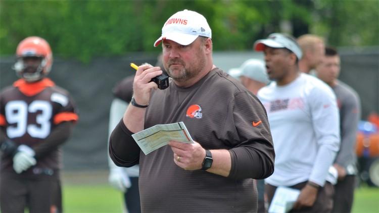 Cleveland Browns OTAs: Freddie Kitchens