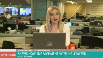 Watch | 3News Now with Stephanie Haney on Oct. 31