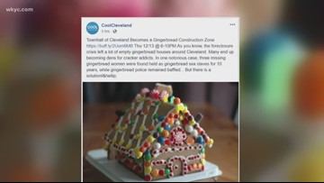 CoolCleveland publisher apologizes after 'appalling' post about Townhall Gingerbread event