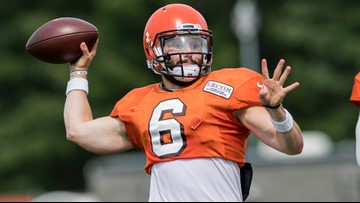 The Cleveland Browns are a hot ticket as training camp approaches -- Bud Shaw's You Said It