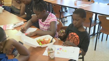 Summer Lunch Program: Making a difference for kids in Cleveland