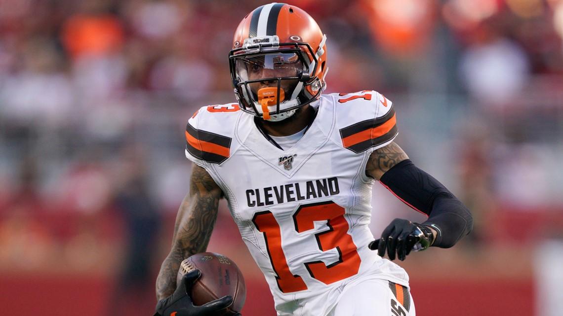 Browns' Odell Beckham Jr. is 4th best receiver in NFL per ESPN poll