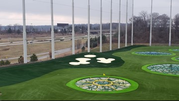 First look: Topgolf Cleveland opens in Independence Friday