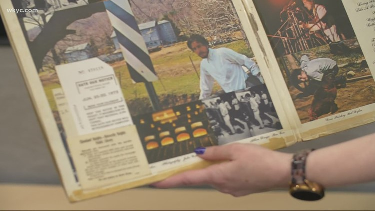 Bob Dylan record returned to University Heights library after 48 years