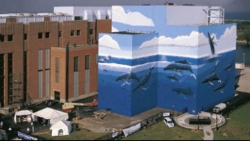 Cleveland's iconic 'Song of the Whales' mural to undergo restoration