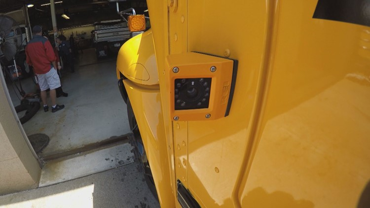 Mentor School Bus Cameras