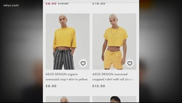 3 On 3: Belly-baring crop top is a men's fashion item