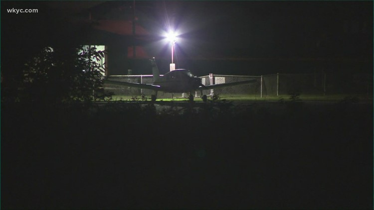 Pilot dies in plane crash at Wadsworth Municipal Airport
