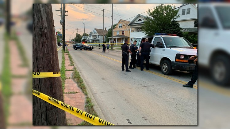 Cleveland Police: 15-year-old shot in chest on city's west side