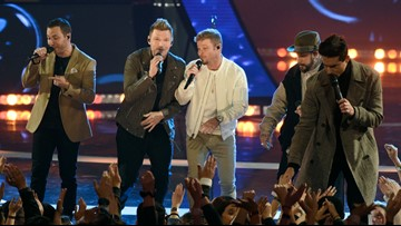 Backstreet Boys release new edition of 'I Want It That Way' to celebrate 20th anniversary of 'Millennium'