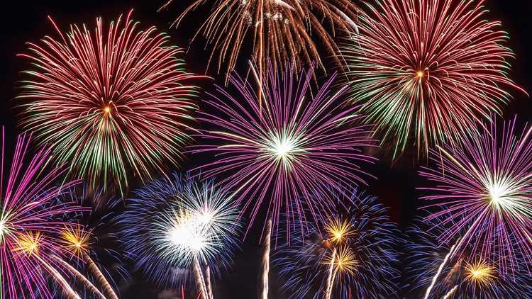 When are Akron's July 4 fireworks? City launching four separate displays in different neighborhoods