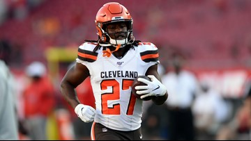 JIMMY'S TAKE: Cleveland Browns RB Kareem Hunt 'really fooling with fire' after latest off-field incident